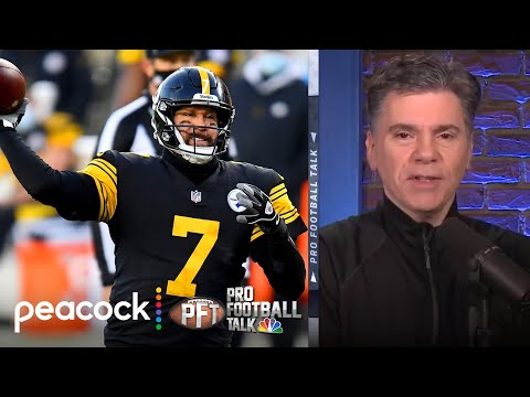 Pittsburgh Steelers beat Baltimore Ravens after COVID-19 fiasco | Pro Football Talk | NBC Sports