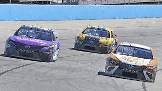 NASCAR iRacing Series at Autoclub 2018