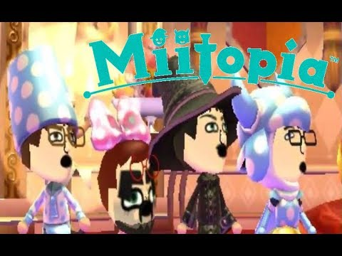 Adventures in the Faceless Kingdom! - Let's Play Miitopia #02