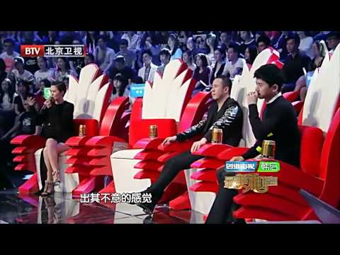 Thailand people PALAN singing  in China TV  คนไทย โทรทัศน์จีน ร้องเพลง