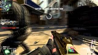 Black Ops 2 96 - 9 w/85 Killstreak - Kultanen MSMC - Jälkiselostus