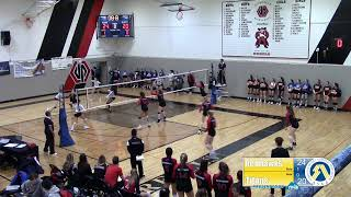 4A Girls Western Canada vs Harry Ainlay - ASAA Volleyball Provincials 2019