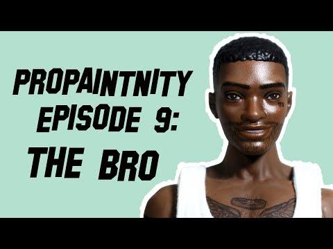 PROPAINTNITY EPISODE 9: The Bro (Male OOAK Doll Repaint)