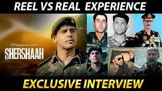 #Shershaah   Exclusive Interview   Reel vs Real: The Pressure   On-set Prank Wars   Meme Reactions