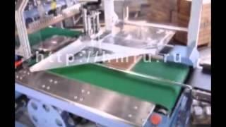 видео запайщик пленки Hualian DZ-280/A (вакуумный упаковочный аппарат)