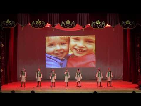 """Фестиваль """"Салют победы""""концерт Илишевского района в г.Янаул 31.01.2020"""