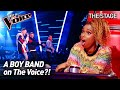 NXTGEN Sings Cry Me A River By Justin Timberlake The Voice Stage 65 mp3