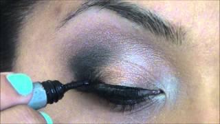 Glam Prom Makeup and Hair Tutorial Thumbnail