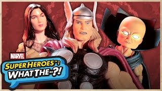 Happy Valentine's Day? – Marvel Super Heroes: What The--?! Ep 40