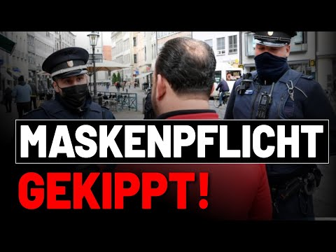 News: Gericht in Hamburg kippt (vorerst) Maskenpflicht!