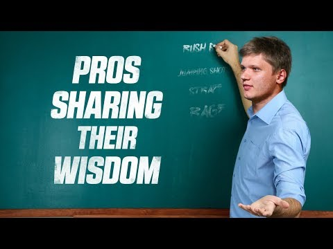 CS:GO - WHEN PROS ENTER TEACHER MODE! (TIPS & TRICKS)