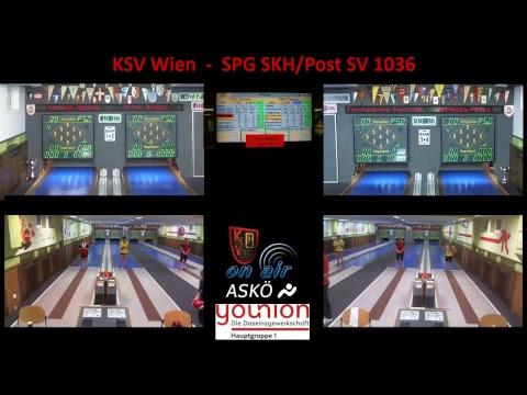 SL Damen KSV Wien vs. SPG SKH/Post 1036