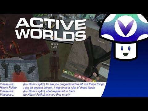 [Vinesauce] Vinny - Active Worlds