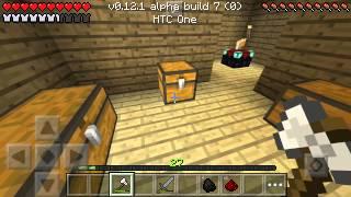 Выживание в Minecraft PE 0.12.1 Build 7 #9
