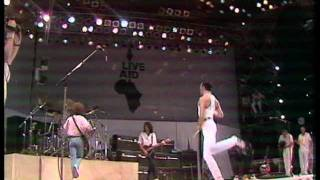 Baixar QUEEN Wembley Stadium (Live Aid 1985) Part 1
