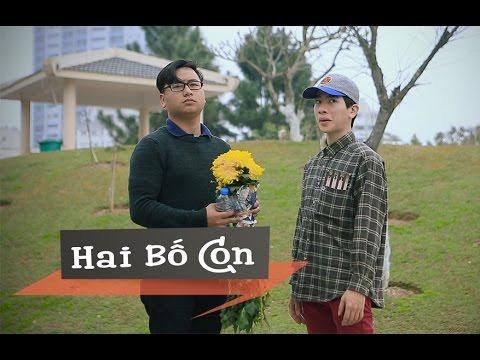 [Mốc Meo] Tập 76 - Hai Bố Con - Phim Hài 2016(9:18 )