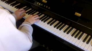 Faber Piano Adventures Lesson Book Level 2A No.35 Jazz Blast (P.54)