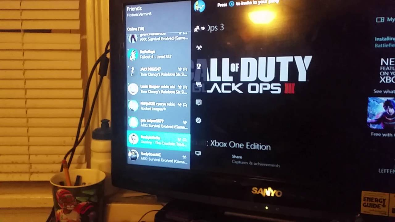How to gameshare on xbox one youtube ccuart Images