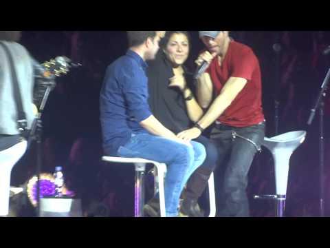 Enrique Iglesias - Stand By Me - o2 Arena - 28.11.2014