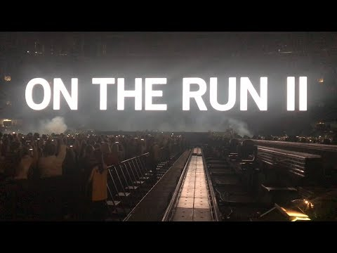 Beyoncé and Jay Z - Holy Grail (Intro) On The Run 2 Cardiff, Wales 6/6/2018
