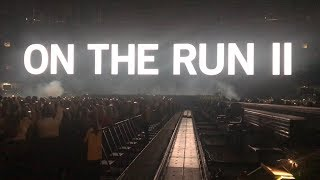 beyoncé and jay z holy grail intro on the run 2 cardiff wales 6618