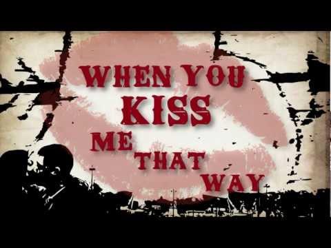 JB and the Moonshine Band - Kiss Me That Way (Lyric Video)