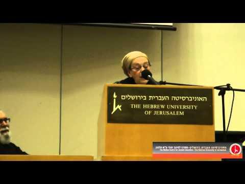 Jewish Education: Continuity for Creativity - Tamar Ross