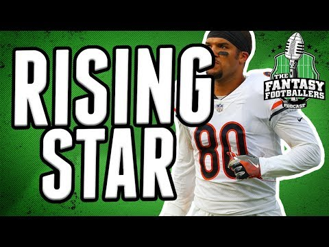 Trey Burton is a Fantasy Football Rising Star