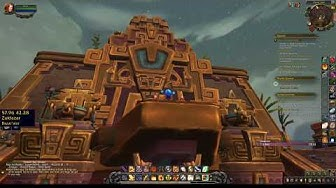 Grand Challenger's Bounty Location BfA Horde