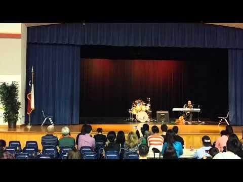 Kaarlo Conley & LeBrandon Bowen - Ranchview High School Talent Show 2015