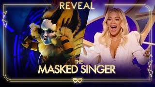 Queen Bee is NICOLA ROBERTS! | Season 1 Grand Final Reveal | The Masked Singer UK