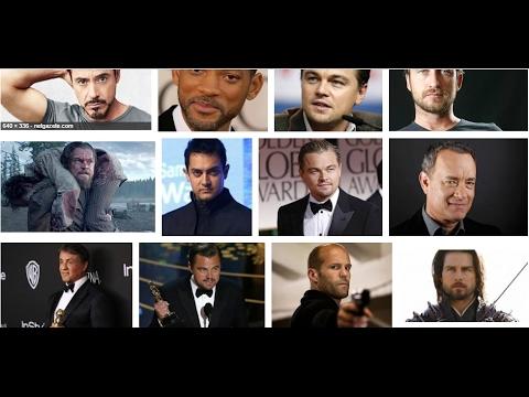 Sinema Tarihinin En çok Tanınan Izlenilen Aktörleri Erkek