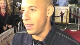 Vin Diesel Interview - A Man Apart