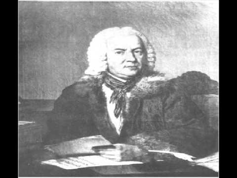 Johann Sebastian Bach Toccata and Fuge. Organ