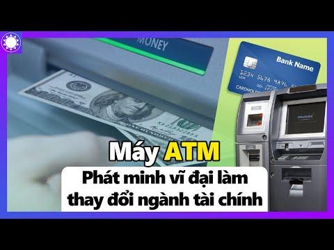 Lịch Sử Máy ATM - Phát Minh Vĩ Đại Ngành Tài Chính, Có Sự Đóng Góp Của Người Việt