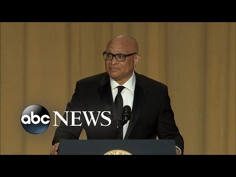 Larry Wilmore  White House Correspondent's Dinner 2016 FULL SPEECH