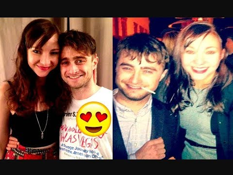 Daniel Radcliffe Harry Potter Girlfriend 2018 Erin Darke