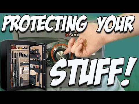 The BEST safe for Silver & Gold Bullion! Storage Tips & Tricks