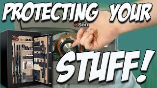 The BEST safe for Silver & Gold Bullion! Storage Tips & Tricks