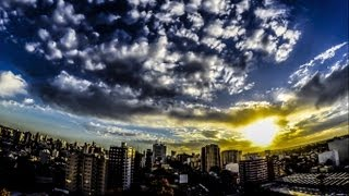 Nikon D7100 Movie - Digital Time Lapse Shooting - Buenos Aires