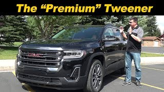 2020 GMC Acadia | The Mid Sized Tweener