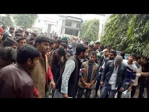 Shibli college president Arsalan khan speech