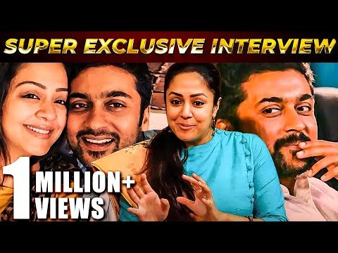 """Suriya Proposed First and Immediately I Said OK"" 