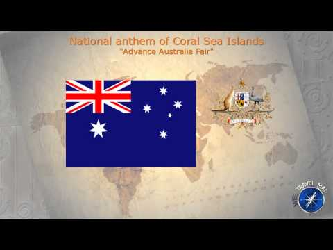 Coral Sea Islands National Anthem