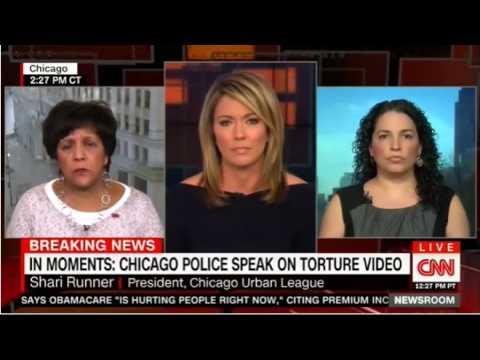 CNN: Chicago Torture Is Trump's Falt...[Still Blaming Trump For Lib Violence]