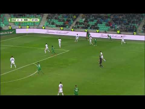 Olimpija,- Maribor 3:0 Prva tekma, četrtfinale Pokala Slovenije 2017/18