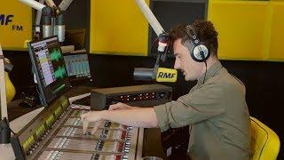 Dawid Podsiadło przejął antenę RMF FM i zagrał swój nowy singiel!
