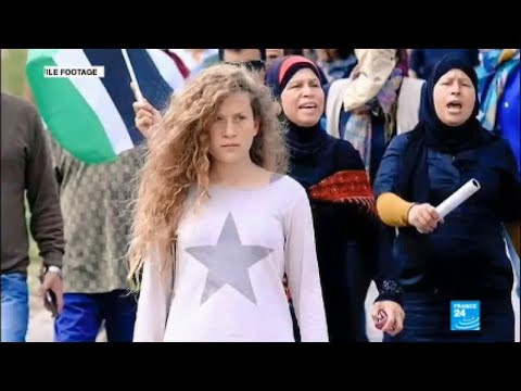 Israeli Court to try Palestinian protest icon Ahed Tamimi for slapping soldiers