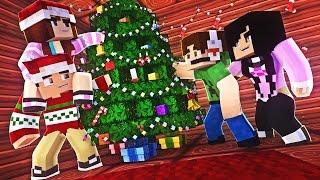 EM BUSCA DAS BOLINHAS DE NATAL - Minecraft Ornament Hunt  (ft Dois Marmotas)