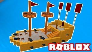 Build A Boat For Treasure # 1 (роблокс# 3)